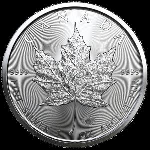 Maple Leaf Silber 1oz